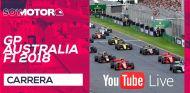 GP de Australia F1 2018 – Directo carrera