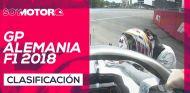 GP de Alemania F1 2018 – Directo clasificación