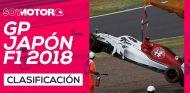 GP de Japón F1 2018 – Directo clasificación