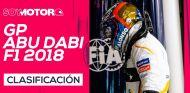 GP de Abu Dabi F1 2018 – Directo clasificación