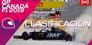 GP de Canadá F1 2019 - Directo clasificación