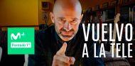 Antonio Lobato vuelve a la tele con Movistar F1