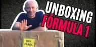 UNBOXING: Lobato recibe un regalo del paddock F1