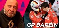 Leclerc destroza a Vettel en Baréin - El Garaje de Lobato