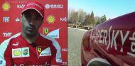¿Qué trabajo desempeñan Marc Gené y Pedro de la Rosa en Ferrari?