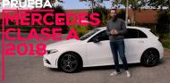 Mercedes Clase A 2018: Un salto en conectividad | Primera prueba