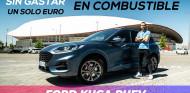 Ford Kuga PHEV: ¿El híbrido enchufable que no necesita gasolina?