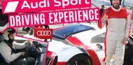 Audi R8 en el Jarama: más emociones de las esperadas