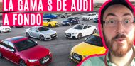 La gama S de Audi a fondo
