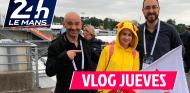 Primer día en La Sarthe | Lobato y Rosaleny en Le Mans
