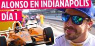 Indianápolis 2017: Alonso líder de los rookies - Día 1 entrenamientos
