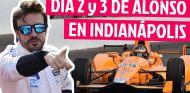 Indianápolis 2017 con Alonso: El calor y el viento marcan tendencia - Día 2 y 3 entrenamientos
