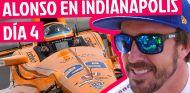 Indianápolis 2017 con Alonso: Buenas sensaciones antes del Fast Friday - Día 4 entrenamientos