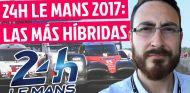 24H LE MANS 2017: las más híbridas