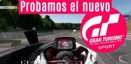 Probamos el Gran Turismo Sport en la PlayStation4