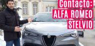 Contacto Alfa Romeo Stelvio
