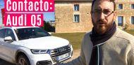 Contacto Audi Q5 - Cristóbal Rosaleny