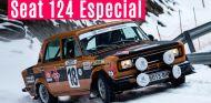SEAT 124 Especial 1800 Grupo 4 Rally MonteCarlo Histórico 2017