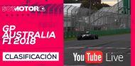 GP de Australia F1 2018 – Directo clasificación