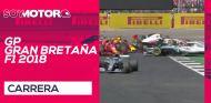 GP de Gran Bretaña F1 2018 – Directo carrera