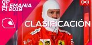 GP de Alemania F1 2019 - Directo clasificación