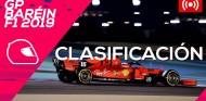 GP de Baréin F1 2019 - Directo clasificación