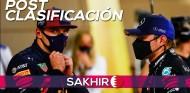 TWITCH: GP Sakhir F1 2020 - Post clasificación