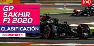 GP Sakhir F1 2020 - Directo clasificación