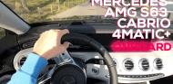 Mercedes AMG S 63 Cabrio 4Matic+ | Prueba onboard