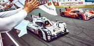 El épico video con el que Porsche festeja su victoria en Le Mans