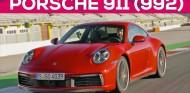 Al volante del nuevo Porsche 911 2020 (992)