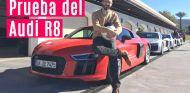 Cristóbal Rosaleny prueba el Audi R8 V10 Plus