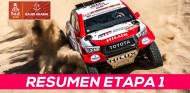 Alonso, undécimo en su primera etapa del Dakar   Resumen Etapa 1 Dakar 2020
