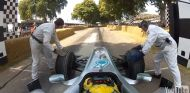 Onboard - Nico Rosberg en Goodwood 2013