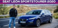 Seat León Sportstourer 2020 | Prueba / review en español | Coches SoyMotor.com