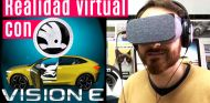 Skoda Vision E Concept: Lo 'probamos' con las gafas vr Google Daydream