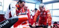 Primeras palabras de Vettel como piloto Ferrari