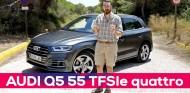 Audi Q5 55 TFSIe quattro | Prueba / review en español | Coches SoyMotor.com