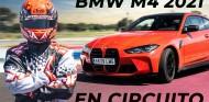 BMW M4 2021: lo probamos en circuito | Coches SoyMotor.com