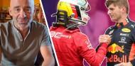 Vettel ganó en Alemania más que Verstappen | El Garaje de Lobato