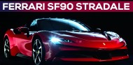 Así es el nuevo Ferrari SF90 Stradale