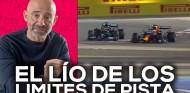 Hamilton, Verstappen y el lío de los límites de pista   El Garaje de Lobato