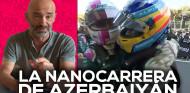La 'nanocarrera' del GP Azerbaiyán F1 2021 - El Garaje de Lobato | SoyMotor.com