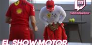 Lo que no se vio en el GP de Rusia F1 2021 - SoyMotor.com