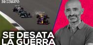 ¿Por qué se ha desatado la guerra entre Hamilton y Verstappen? | El Garaje de Lobato