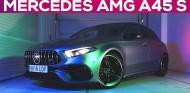 Mercedes-AMG A 45 S 4MATIC+   Prueba / review en español   Coches SoyMotor.com