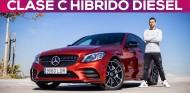 Mercedes-Benz Clase C 300 de | Prueba/review en español |