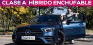 Mercedes-Benz A 250 e | Prueba/review