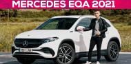 El Mercedes eléctrico más barato: probamos el Mercedes EQA