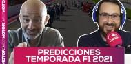 Las predicciones de Lobato y Rosaleny para la temporada 2021 de F1